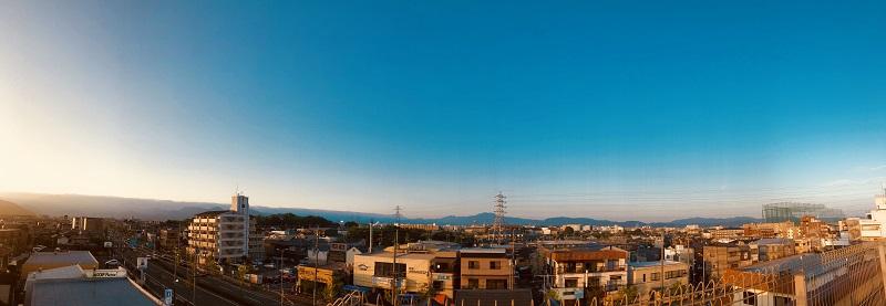 屋上 風景.JPG