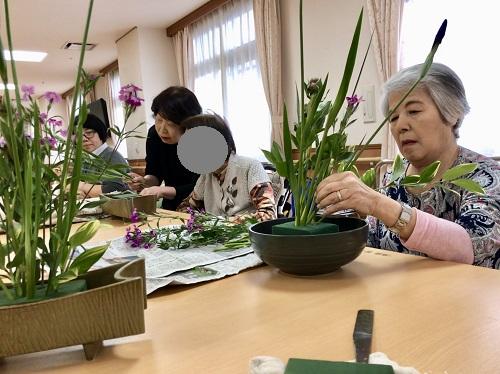 生け花 ②.JPG
