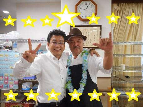 厨房さんと.JPG
